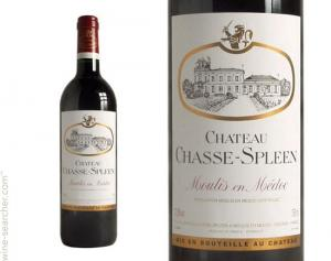 Château Chasse Spleen Moulis 2009