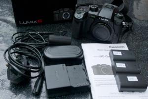Panasonic Lumix DC-GH5 + Accessoires