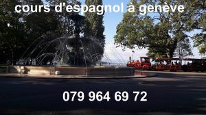 cours espagnol geneve 0799646972, spanishcourse