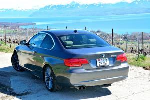 A vendre BMW 325 i Coupé