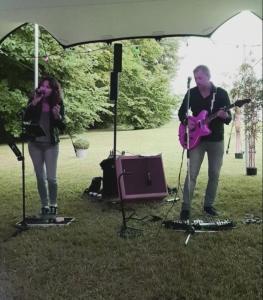 Duo acoustique pop/rock voix guitare