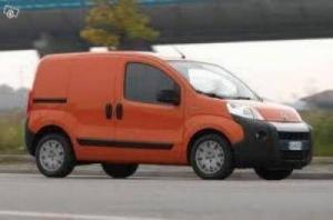 Fiat Fiorino 1,3 JTD - Diesel 7200Frs