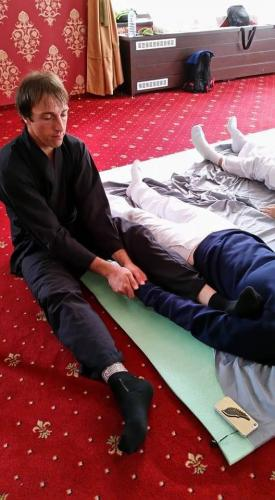 Thérapie Manuelle Japonaise YUMEIHO. Finit le mal de dos !