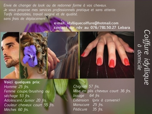 Coiffure hair mail geneve
