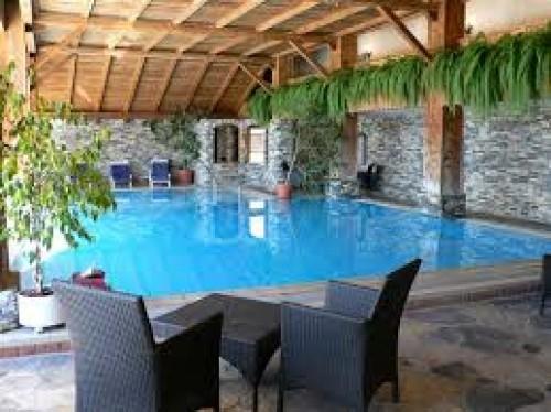 Crans-Montana: Joli studio avec piscine