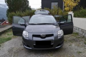 Toyota Auris 1,4 D-4D