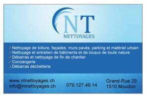 NT nettoyages