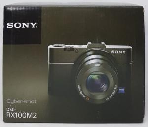 Sony Cyber-Shot DSC RX100 M2