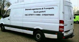 Service de déménagements, meilleur prix