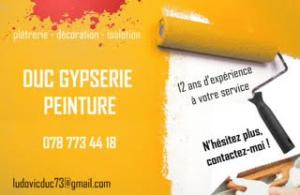 Duc Gypserie Peinture Rénovation