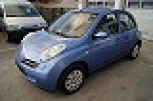 Nissan Micra 1.2 Visia, 80HK année2005