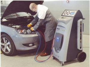 Recharge climatisation service automobil