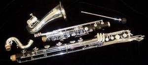 Clarinette basse SELMER en si bemol desc