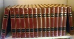 Gratis d'encyclopédies ALPHA 15 volumes