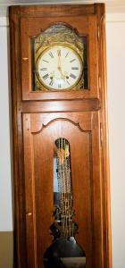horloges morbier provenance NORMANDIE