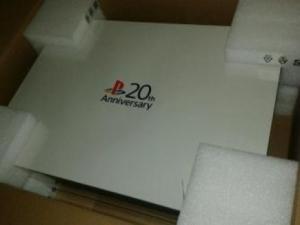 PS4 20th neuve sous blister 2ème manett