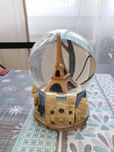 Boule de neige Tour Eiffel