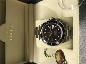 Rolex Submariner 16610 Full set NOS avec stickers 2007