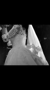 Sublime robe de mariée en parfait état !