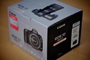 Original Canon eos 5d Mark II dslr