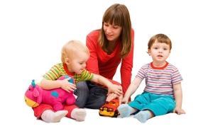 Jeune nounou pour vos enfants