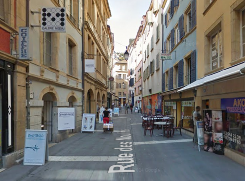 Neuchâtel: restaurant à louer