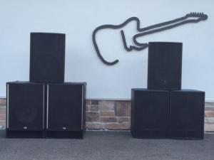PSI haut-parleurs de sonorisation