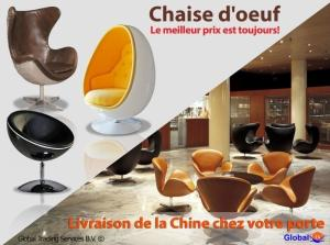 Chaise d'oeuf