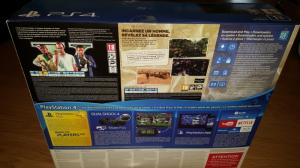 Playstation 4 - 1 tb noir jet + jeux