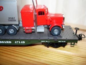 Märklin Ho 4865.1 - wagon avec camion