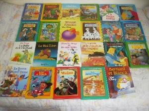 Livres Walt Disney neuf
