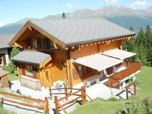 "Chalet 8 lits Val d'Hérens Valais ""4-Vallees"""