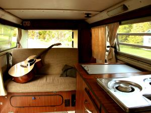 Volkswagen T2 westfalia bay window