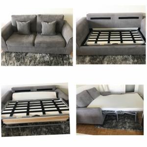 Canapé/lit excellent etst