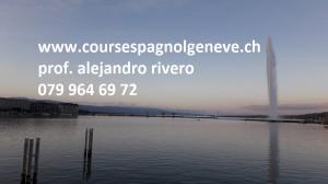 cours espagnol geneve 0799646972, professeur espagnol