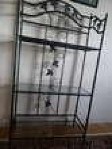 ETAGERE METALLIQUE occasion