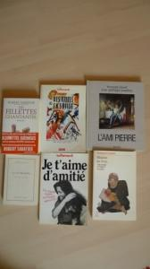Lot romans de collection fin de parution