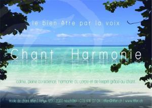 Chant Harmonie