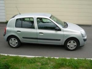 Renault Clio ii (2) 1.5 dci 65 ch confor