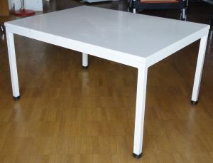 Table basse ou table de nuit Simplicime blanche
