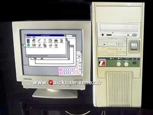 Tetratek 386SX Windows 3.11