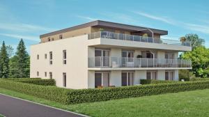 HOME SERVICE vous propose un appartement de 2,5 pièces avec jardin.