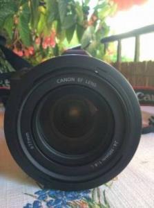 Canon EOS 5D mark III + objectif 24-105m