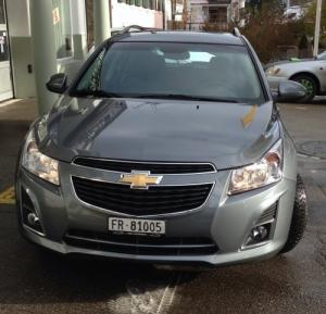 Chevrolet Cruze 1.7 VCDI L