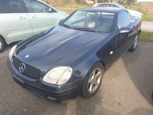 Mercedes-Benz SLK 230 1998 900.-