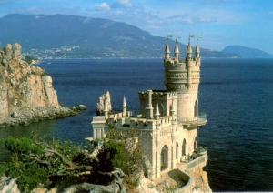 voyage en Russie: visite de la  Crimée
