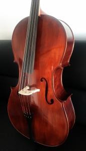 Violoncelle, modèle Stradivarius 4/4
