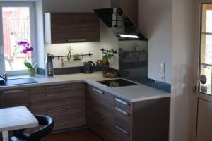 Appartement familial Colmar avec jardin