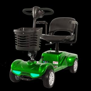 Scooter électrique pour Senior modèle Green 4 roues