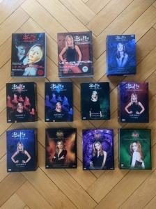 Collection DVD Buffy contre les vampires